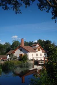 Forsby kvarn kafé, restaurang och café