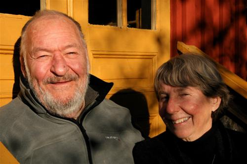 Troll's herb salt Janet and Sven-Olof