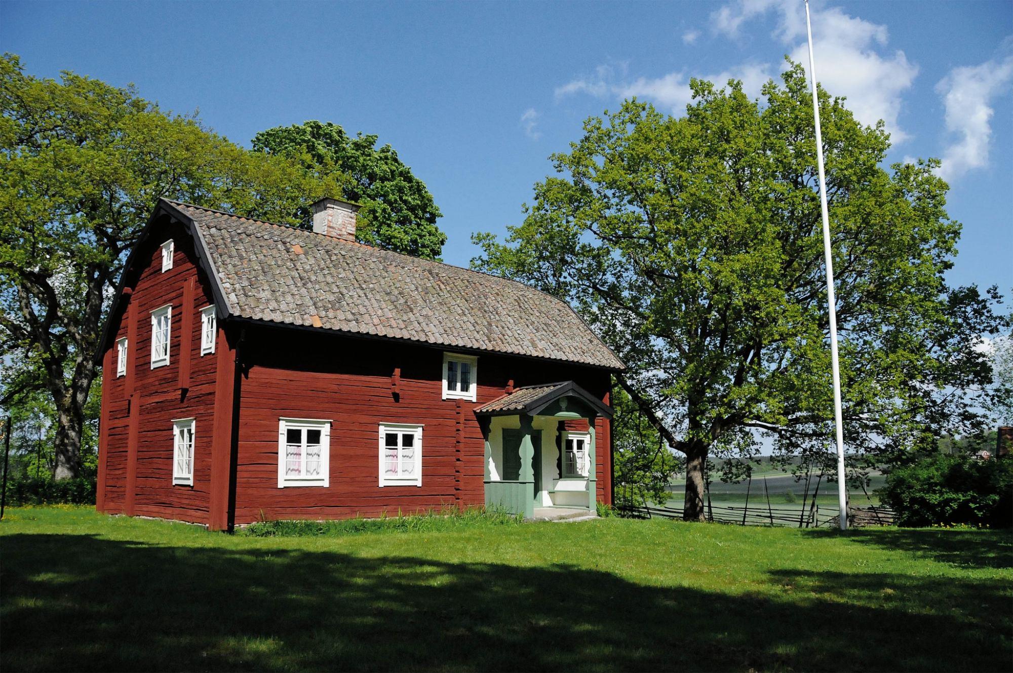 Fröslunda hometown farm. Photo: Katja Jahn