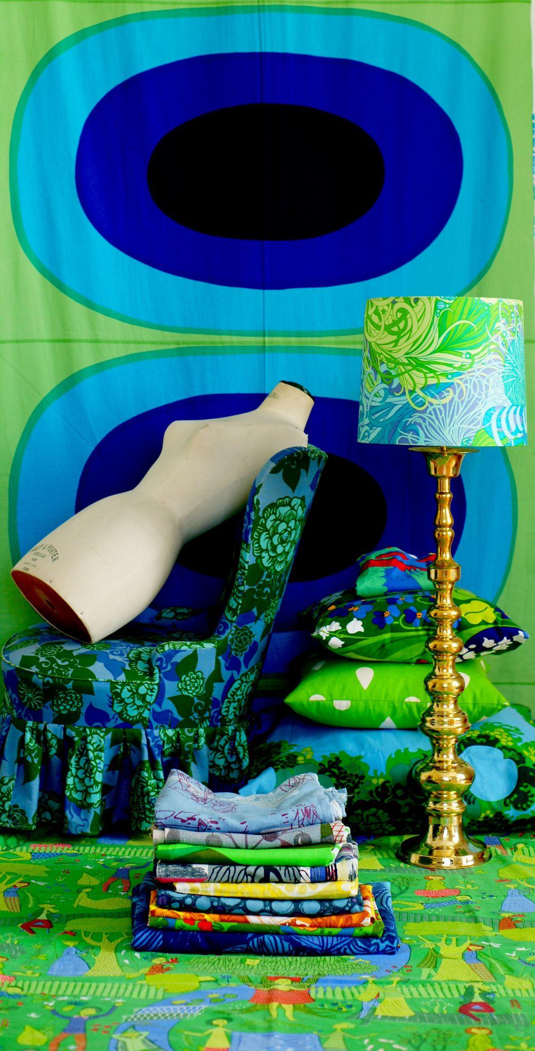 Utställning Älskade mönster