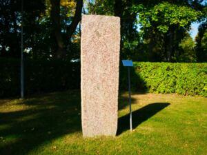 Altuna church Altunastenen runestone