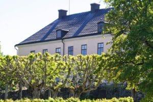 Grönsöö slott och park