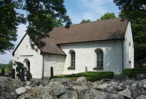 Fröslunda kyrka