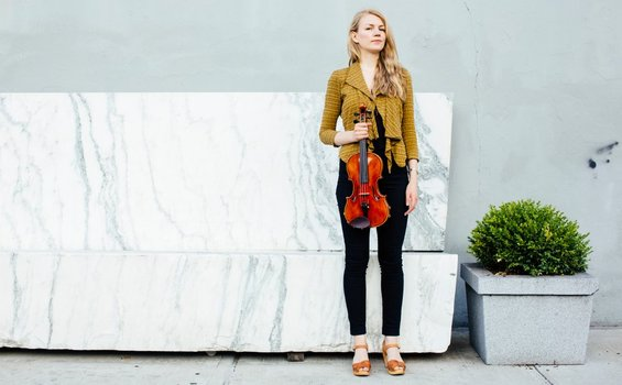 Konsert i Forsby kvarn: Soloviolin & Jazztrio
