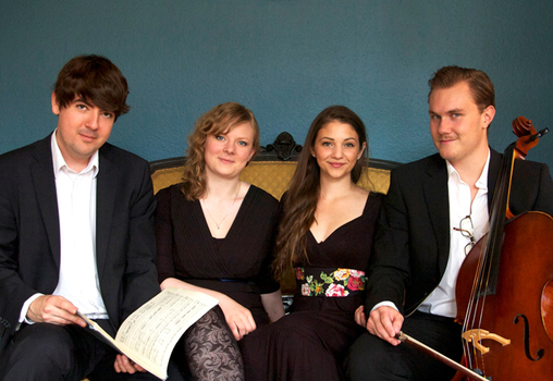 Konsert i Forsby kvarn: Solokontrabasblockflöjt & Pianokvartett
