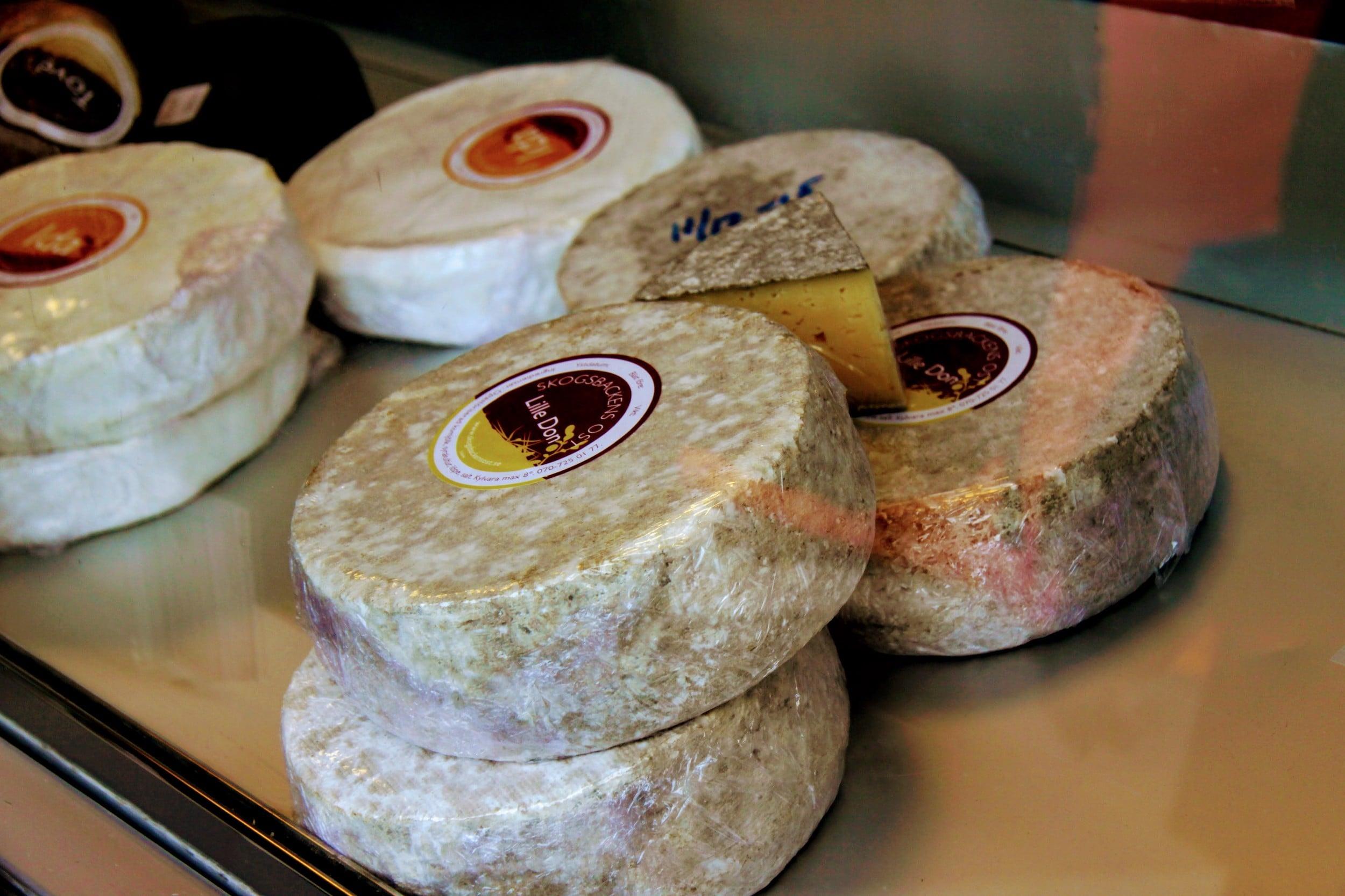 Skogsbacken cheese
