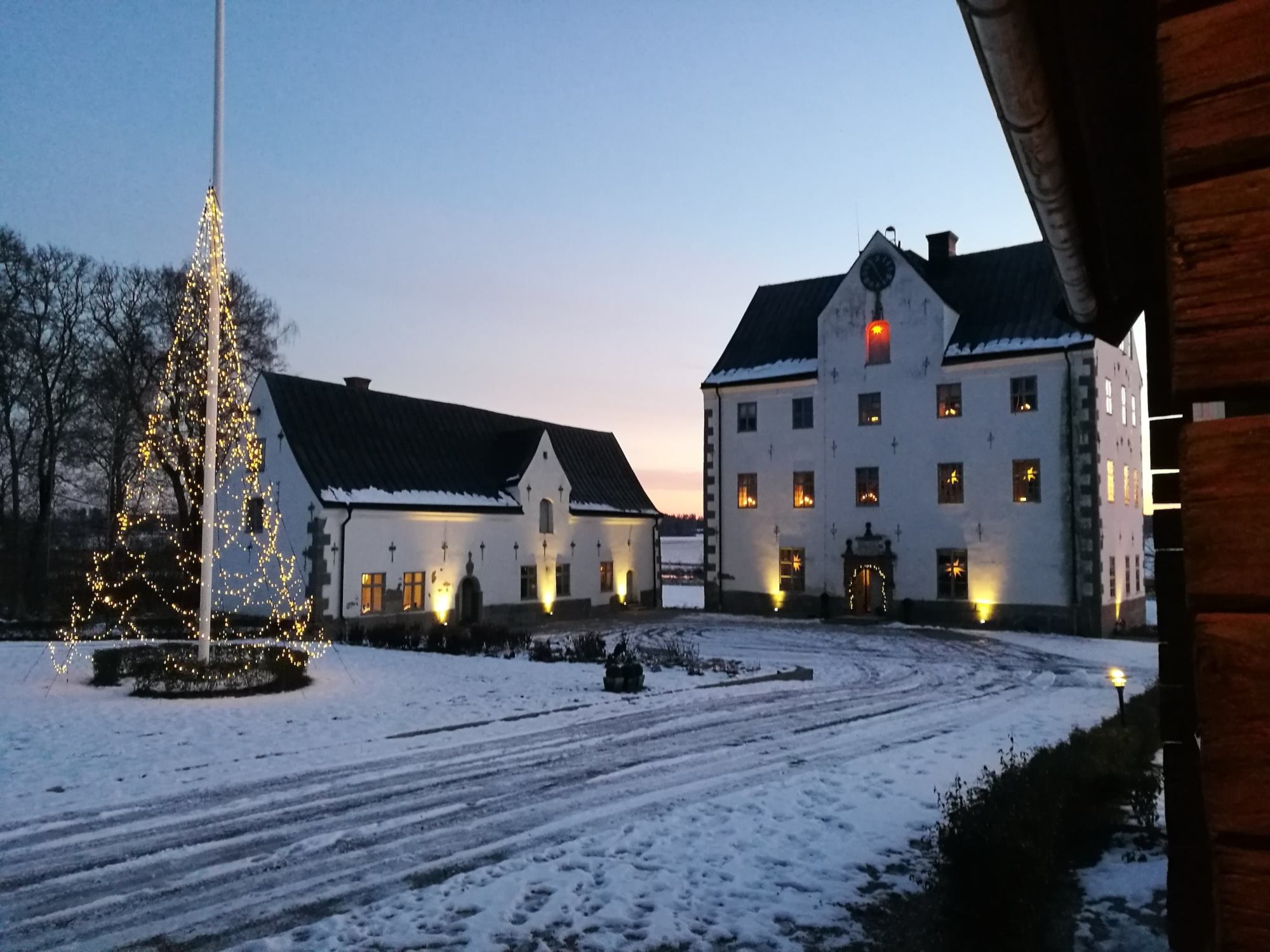 Salnecke Christmas market