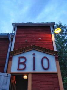 Gamla bion i Örsundsbro