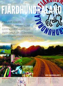 Omslag magasin Fjärdhundraland